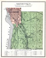 La Crosse, Calvert, Mississippi River, La Crosse County 1913